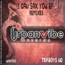 [UV015] Tekboys ND - I Can Sax You EP (Remixes) [UrbanVibe Records]