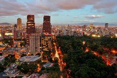 Polanco - Chapultepec, Mexico City