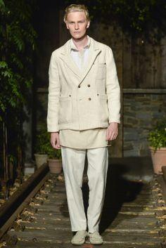 29 #primaveraverano2014 #BillyReid #tendencias2014 #fashionmen Cortesia: www.vogue.it