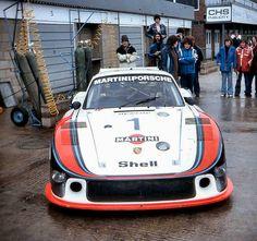 "Porsche 935 ""Moby Dick"" Silverstone 1978"