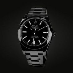 Fancy - Rolex Milgauss by Blaken