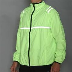@Overstock - A bright yellow color and reflective tape lend visibility to this breathable bike jacket from PT Sports. With a full zip front and a large back pocket this jacket is finished with a back mesh vent flap.http://www.overstock.com/Sports-Toys/PT-Sports-Long-Sleeve-Safety-Yellow-Bike-Jacket/6275432/product.html?CID=214117 $34.99