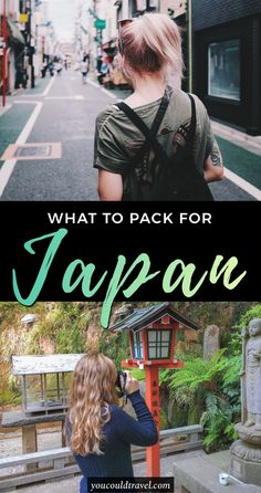 What to pack for Japan - Wondering what to pack for Japan? Check out our comprehensive list as compiled by an expat and don't forget to get your free checklist to ensure you pack everything you need for your trip to Japan. Plus a free handy guide at the end of the article. #japan #travel #guide #pack