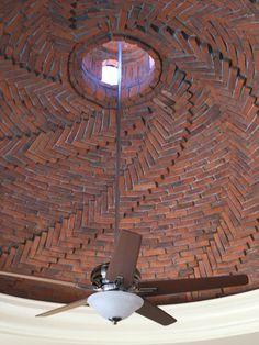 brick dome in El Pescadero Baja CA Sur MC.