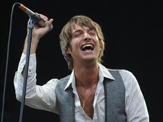 Paolo Nutini-  a Scotsman who is also a Latin hunk and makes great music