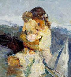 Day at the Beach, by Dan McCaw