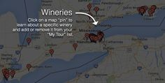Each grape grower in Ontario has a rich story to tell. We want to share the stories with you; about the farms, the families and the grapes. Use Wine ON Tour to visit one of the 120+ wineries in Ontario.