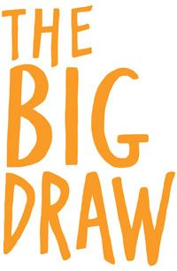 """Join #DrawMyDinner - This Year's Big Draw by AccessArt! - AccessArt: Sharing Visual Arts Inspiration. This year's theme is """"Draw My Dinner""""."""