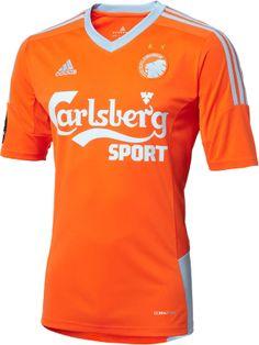 Copenhagen 2014-15 adidas Third Kit
