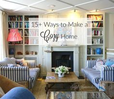 15+ Accessories for a Cozy Home