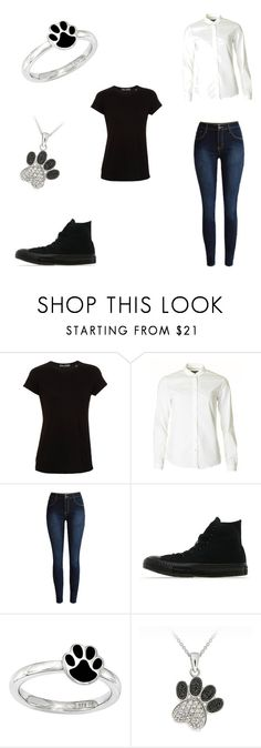 """Adrien (Miraculous Ladybug)"" by dark-wolf98 ❤ liked on Polyvore featuring Vince, Converse, women's clothing, women's fashion, women, female, woman, misses and juniors"