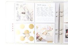 magda mizera   scrapbooking, photography and more: DECEMBER MEMORIES ALBUM - WEEK 3