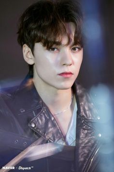 Photo album containing 4 pictures of Vernon Vernon Seventeen, Seventeen Debut, Jung So Min, Woozi, Jeonghan, Kpop Rappers, Vernon Chwe, Hip Hop, Choi Hansol