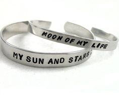 Game of Thrones Wedding: Wedding vows: Father, Smith, Warrior, Mother, Maiden, Crone, Stranger. I am hers and she is mine from this day until the end of days. Terms of endearment: Moon of my life/My sun and stars