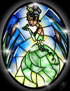 Tried something new with the stained glass style. Like my work? Like my Facebook page! www.facebook.com/CallieClaraAr…