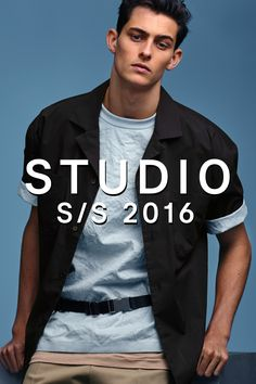 Don't miss the #HMStudioSS16 collection that captures the new take on classic menswear. | H&M STUDIO