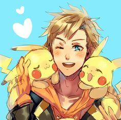Pokemon Go Spark