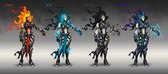 Darksiders III concept art/wallpapers released before launch Darksiders Horsemen, Darksiders Iii, Apocalypse Art, Horsemen Of The Apocalypse, Dark Fantasy, Fantasy Art, Character Art, Character Design, Satanic Art