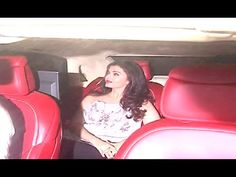 Aishwarya Rai & Abhishek Bachchan attends Karan Johar's saturday night bash.