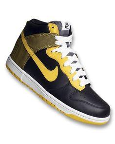 sports shoes 3e8ea ed60f ... cheap nike mens nike dunk high basketball shoes 9.5 black varsity maize  flnt grey 9a023 e8fd2