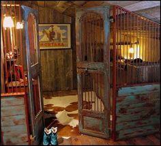 Vintage Cowboy Theme Decorating Bedrooms Maries Manor Bedroom