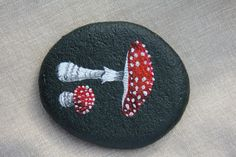 painted rocks | hand painted these stones myself. I was inspired by books and the ...
