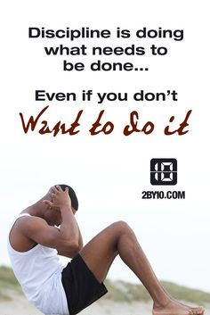 Are you disciplined? #health #fitness #fit #dedication #workout #motivation #healthy #determination #exercise