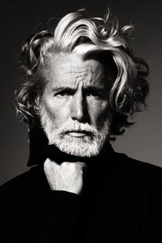 We would sting Aiden Shaw's insolent wavy wicks … – Hair Style Aiden Shaw, Comb Over Haircut, Flat Top Haircut, Mid Hairstyles, Grey Hair Men, Gray Hair, Mens Hair, Hair And Beard Styles, Long Hair Styles