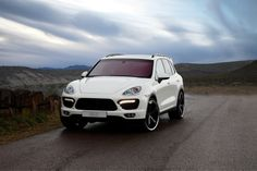 TECHART Individualization Options for the Porsche Cayenne: A strong performance and a natural sovereignty – as of now TECHART offers numerous individualization options for the Porsche Cayenne model range besides the successful MAGNUM program. An individual and unique performance of the sporty SUV is... http://www.performance-car-guide.co.uk/techart-individualization-options-for-the-porsche-cayenne.html