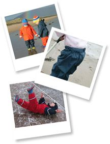 Waterproofs for schools and groups