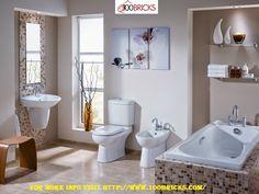 #Cera #Bathroom #Fittings - Make Your Bathroom Beautiful. For more details visit http://www.100bricks.com/