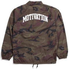 Campus Coach's Jacket Camo