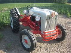 1953 Ford Golden Jubilee in Business & Industrial, Heavy Equipment Parts & Accs, Antique & Vintage Equip Parts | eBay