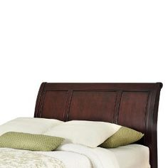 Home Styles Lafayette Sleigh Headboard - Cherry (full/queen)