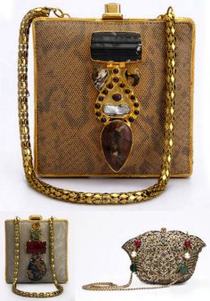 Clutches from the El Dorado line on marrymeweddings.in