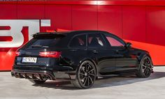 730-hp Audi RS6 by ABT ..now thats what we call a cool wagon