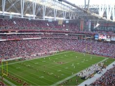 University of Phoenix Stadium -- Glendale, AZ
