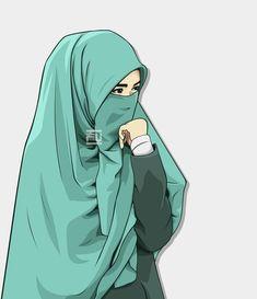 I love hijab I love islam 💖💖💖 Hijab Niqab, Muslim Hijab, Islam Muslim, Muslim Girls, Muslim Women, Muslim Couples, Photo Islam, Geisha, Cover Wattpad