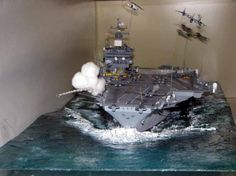 model aircraft carrier - Google Search