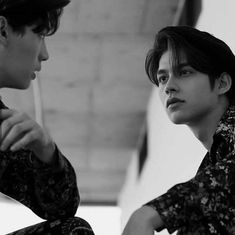 Bright Wallpaper, Black And White Wallpaper, Black White, K Pop, K Drama, Bright Pictures, Cute Gay Couples, Celebs, Thailand