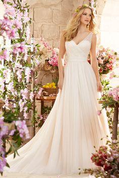 Robe de mariée Voyage Versailles
