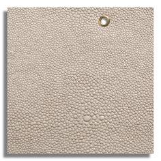 Edelman Leather  Shagreen in Gris Ligero, SH36