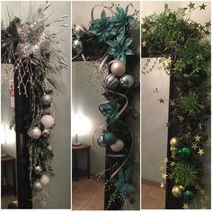 Christmas Photos, Ladder Decor, Christmas Decorations, Xmas, Home Decor, Yule, Homemade Home Decor, Christmas Decor, Xmas Pictures