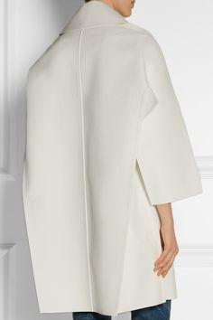 Junya Watanabe Matte faux leather coat