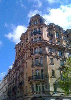 Boulevard Haussmann ©Aurélie Fauré