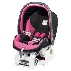 Peg Perego - Primo Viaggio SIP 30/30 Infant Car Seat - Fuscia  http://www.toysrus.ca/product/index.jsp?productId=19506576