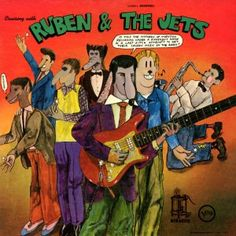 The Mothers of Invention - Cruising with Ruben & the Jets | More Album Covers: http://www.platendraaier.nl/platenhoezen/