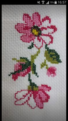 Hand Embroidery, Embroidery Stitches, Cross Stitch Patterns, Diy Crafts, Etsy, Bath Linens, Cross Stitch Embroidery, Craft, Crowns