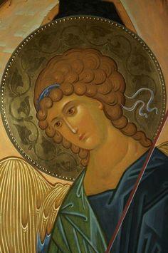 Hair Icon, Biblical Art, Religious Icons, Gold Work, Orthodox Icons, Cherubs, Mona Lisa, Saints, Images