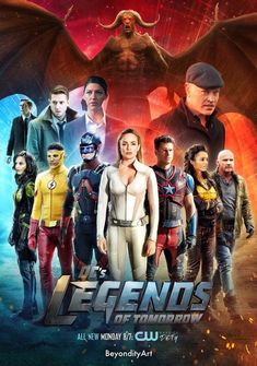Bildergebnis für legends of tomorrow poster Legends Of Tomorrow Cast, Legends Of Tommorow, Cw Dc, Dc Tv Shows, Univers Dc, Supergirl And Flash, It Movie Cast, Batwoman, Batgirl